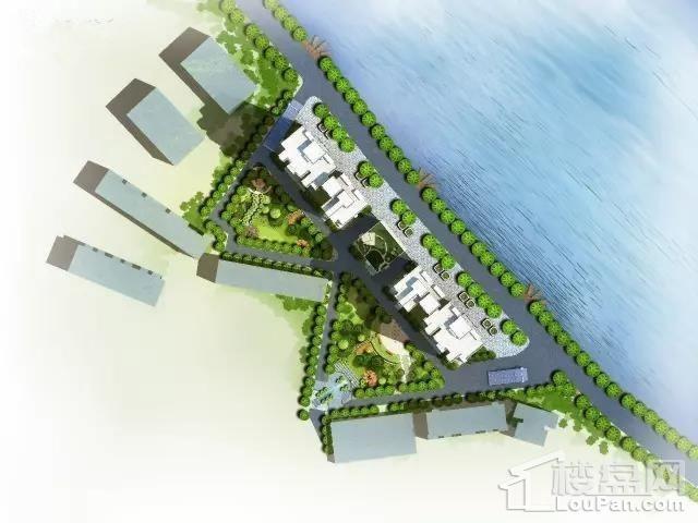 鑫旺·澜湖湾效果图