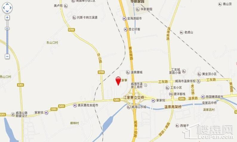 米兰小镇位置图
