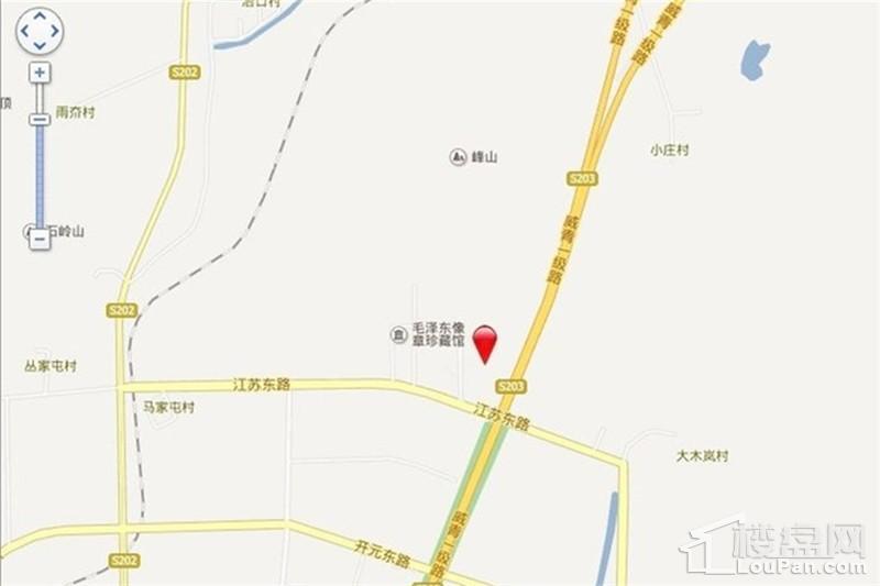 上海大公馆位置图