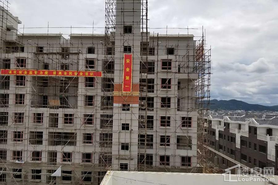 祥云生态城实景图