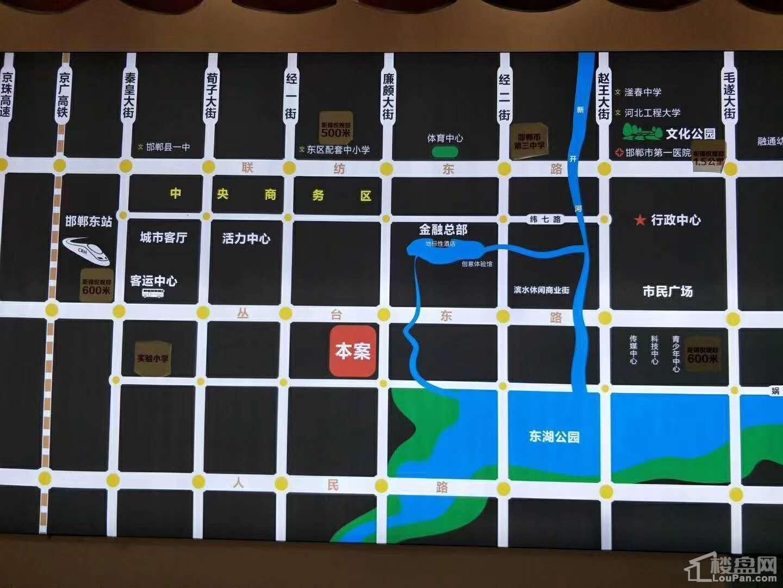 悦公馆位置图