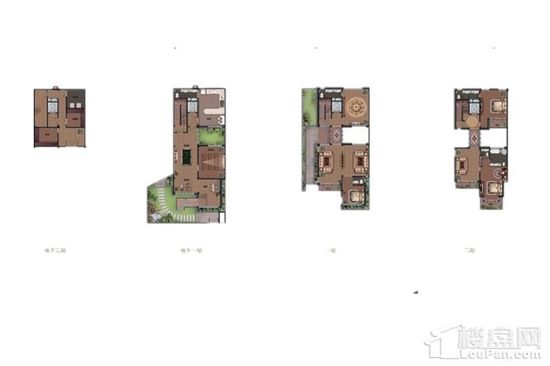 金海·悦庭户型图