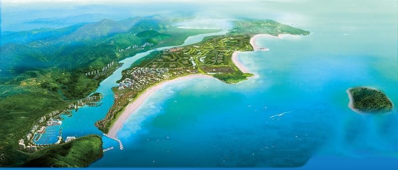 中海神州半岛户型图