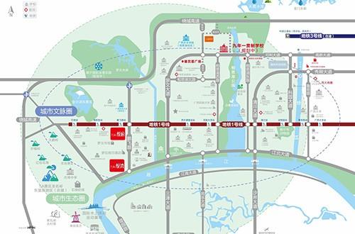 万科悦湾位置图