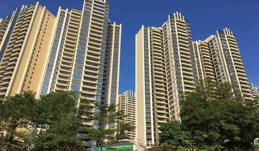 深圳中海锦城