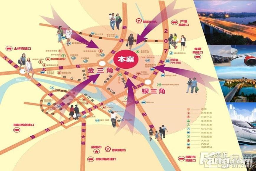 佳源财富广场位置图