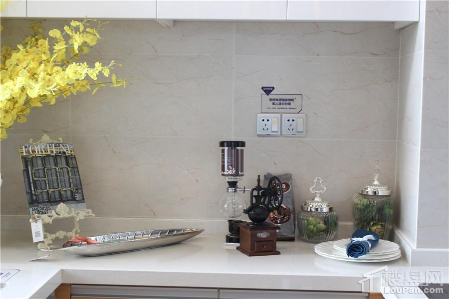 中昂国汇91㎡(建面)厨房