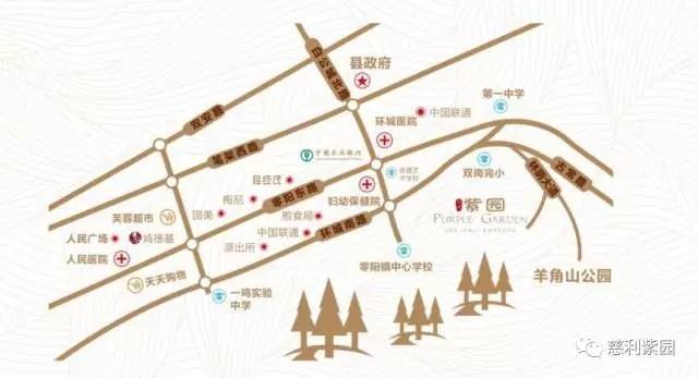 慈利紫园位置图