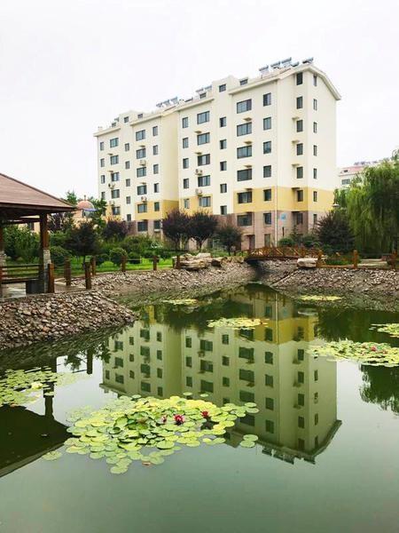水景绿城效果图