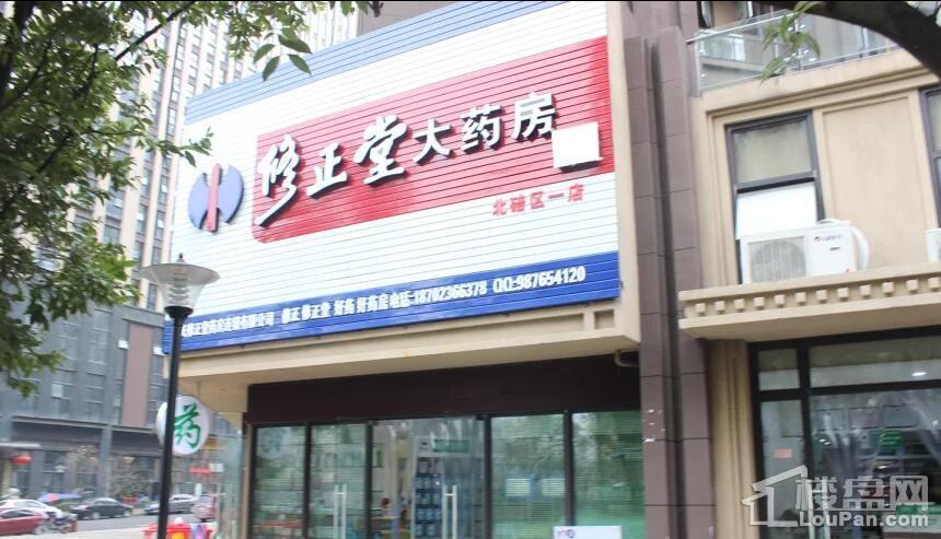 蔡家·中央大街配套图
