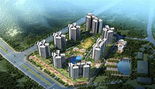 惠州碧桂园龙熹山