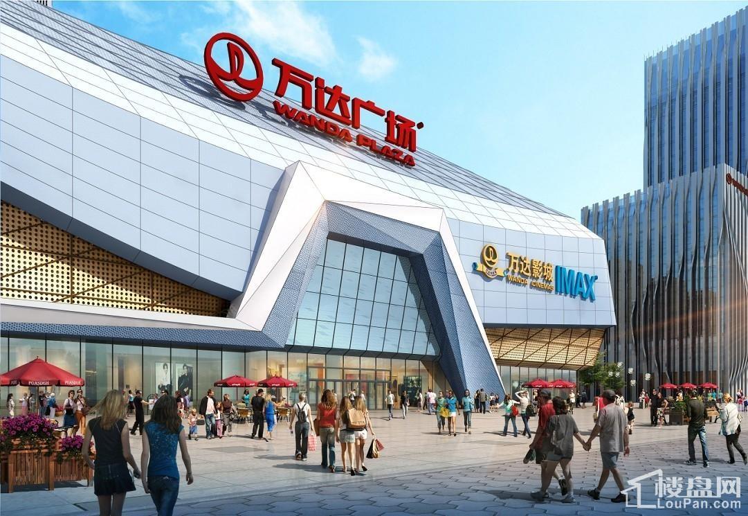 大连开发区万达广场目前在售A8#