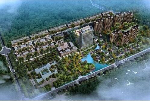 仙居白塔文化与旅游综合体