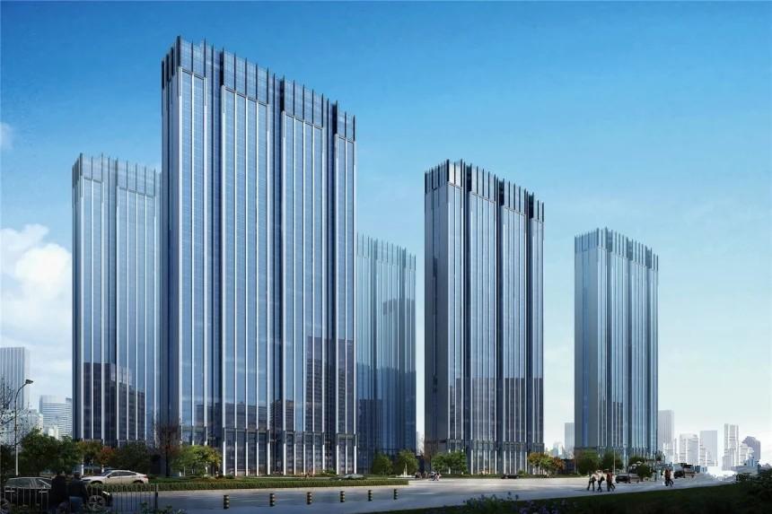 福佳国宅规划建设1500户高层和超高层