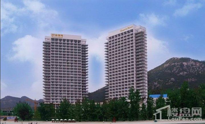 惠州金融街·海世界配套图