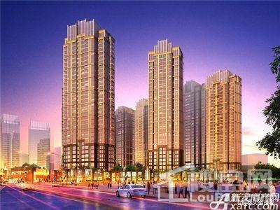 中航长江广场位置图