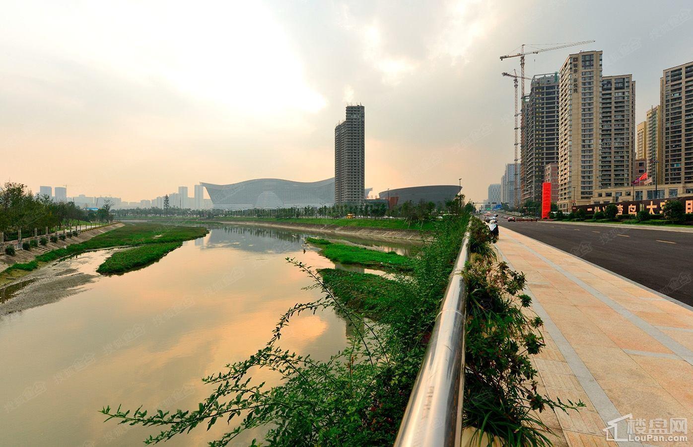 京津青年新城位置图