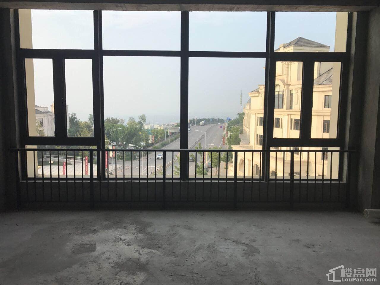 融创国博城实景图