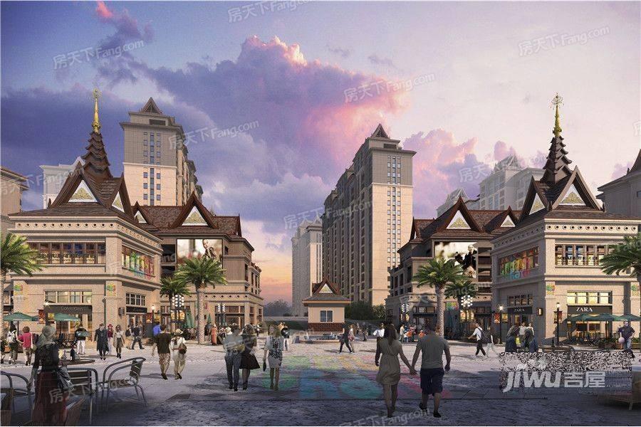 浩宇大城三期效果图