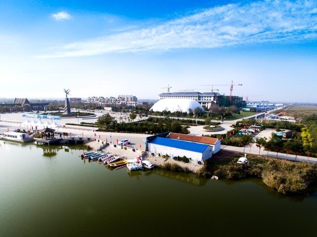 碧桂园凤凰生态城实景图