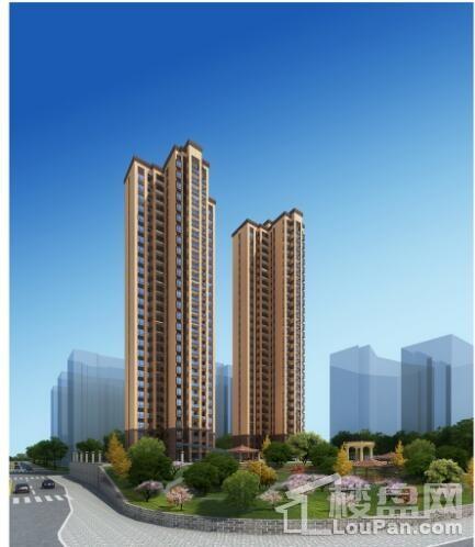 中国铁建·18公馆效果图