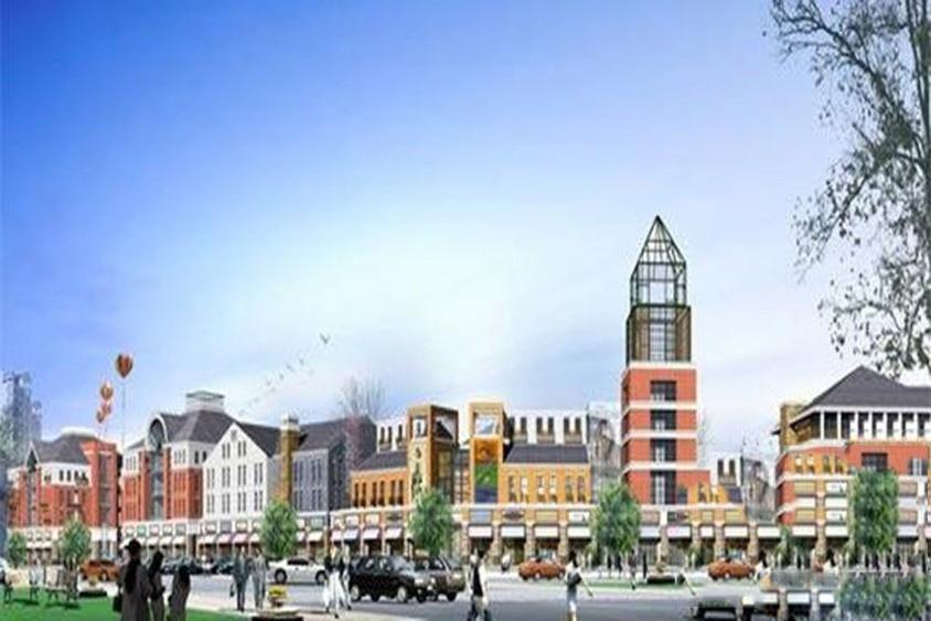 汉溪商业购物中心