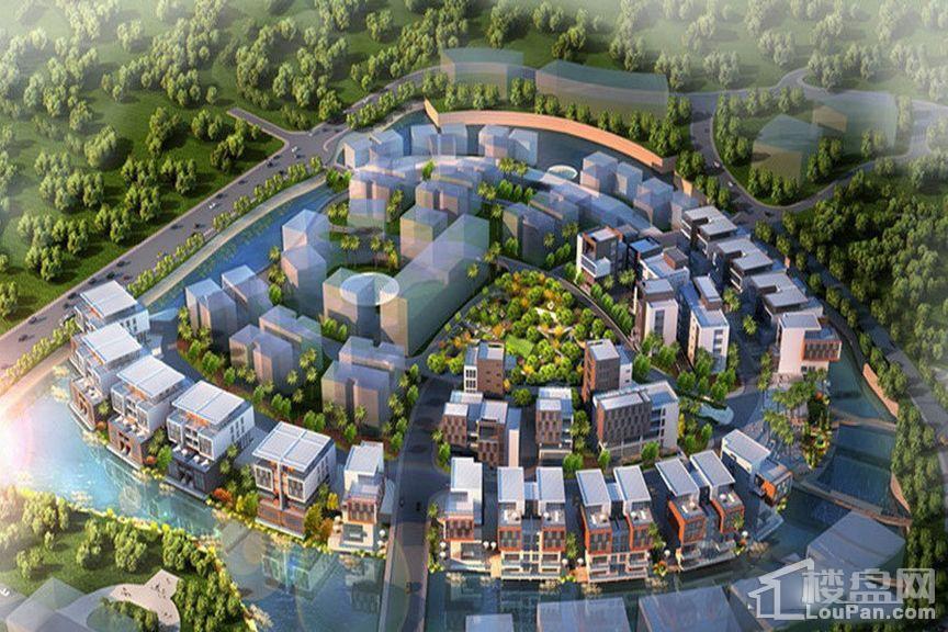 清华科技园广州创新基地效果图