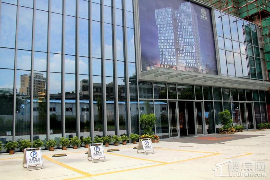中洲公馆实景图