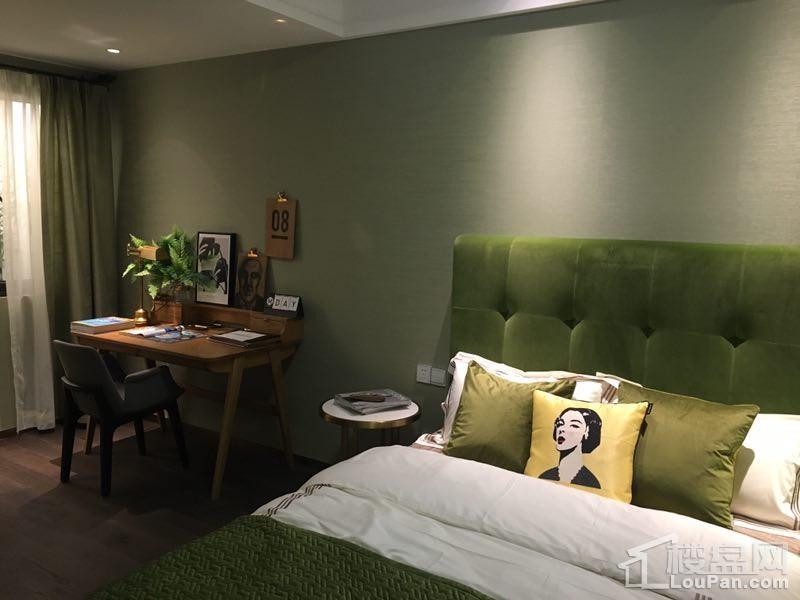 54㎡B2户型卧室