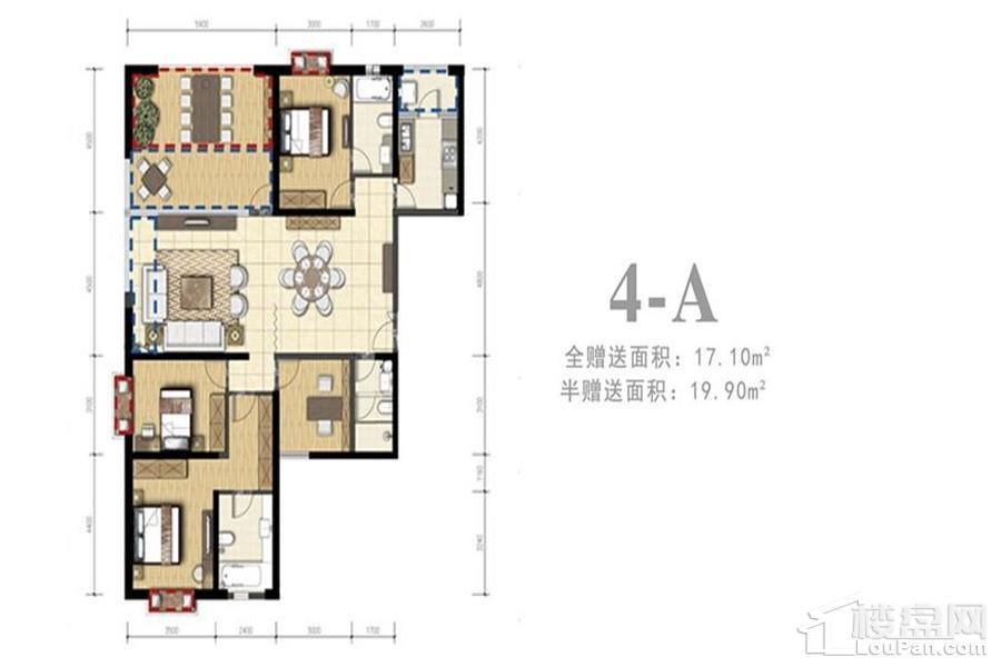 4-A户型(住宅)