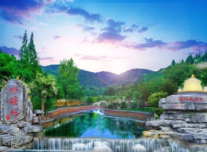 万和·山湖蓝湾实景图