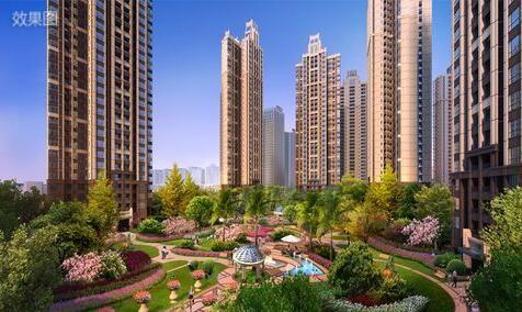 内江万达广场·中央华城
