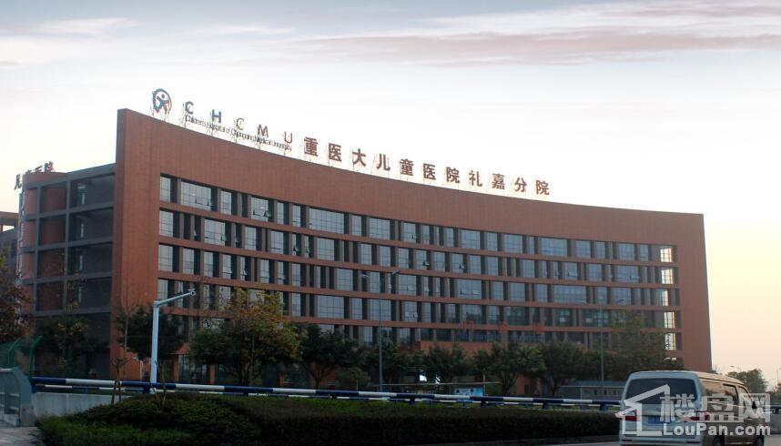 北京城建龙樾生态城配套图
