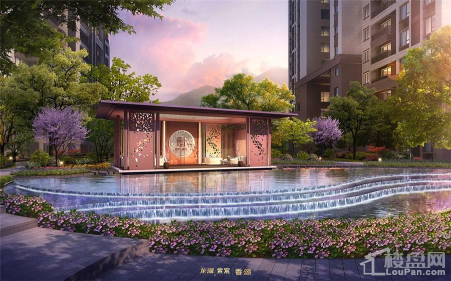 龙湖紫宸效果图