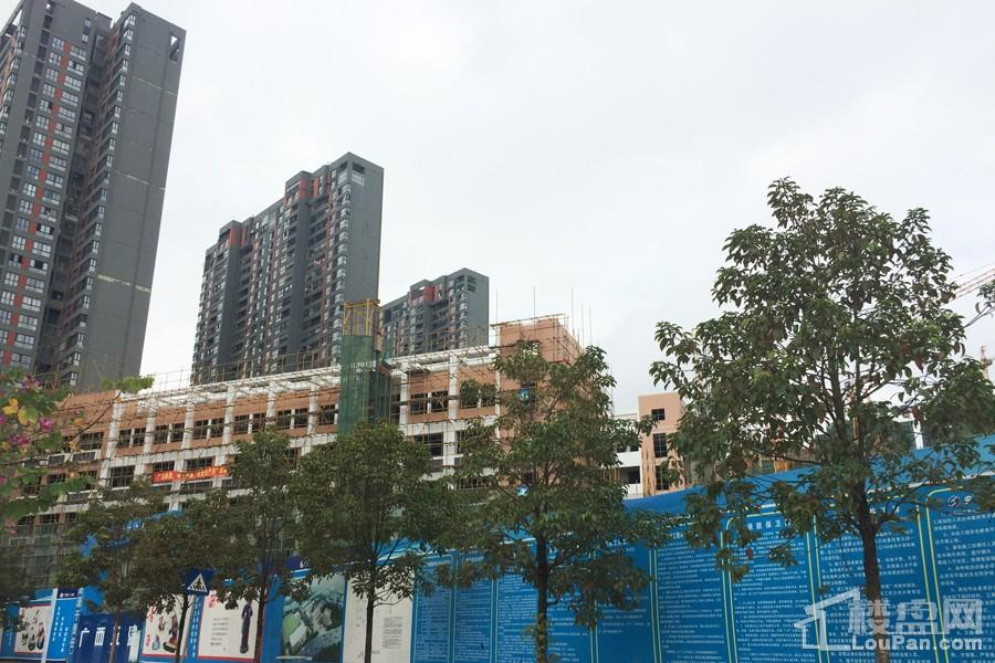 兴桂路小学(摄于2017-11-20)