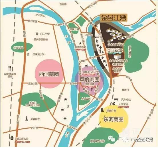 金色江湾位置图