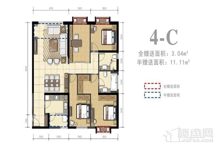 4-C户型(住宅)