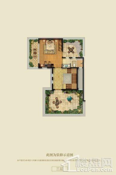 9#联排别墅建筑面积373平