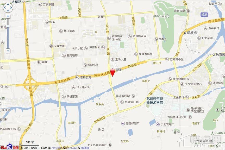 苏胥湾位置图