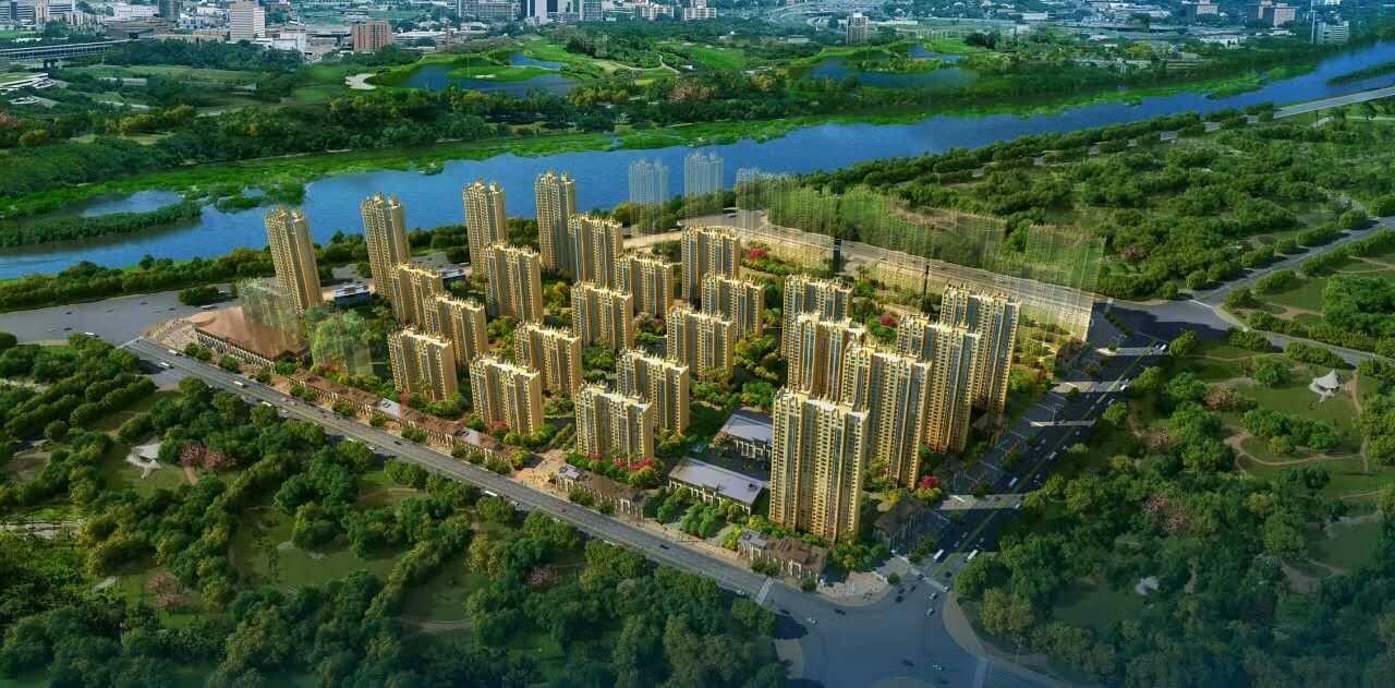 悦澜湾孔雀城