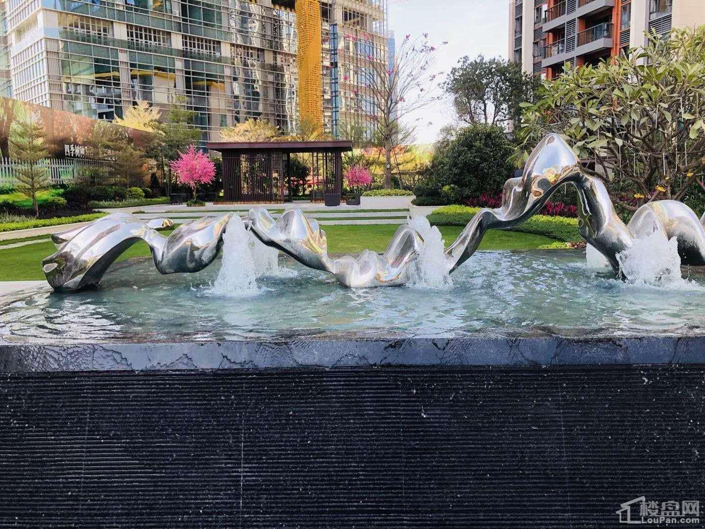 佳兆业城市广场五期实景图