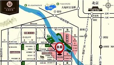 汇通·东湖印象位置图