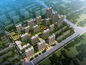 聊城孟达中央帝景高清图