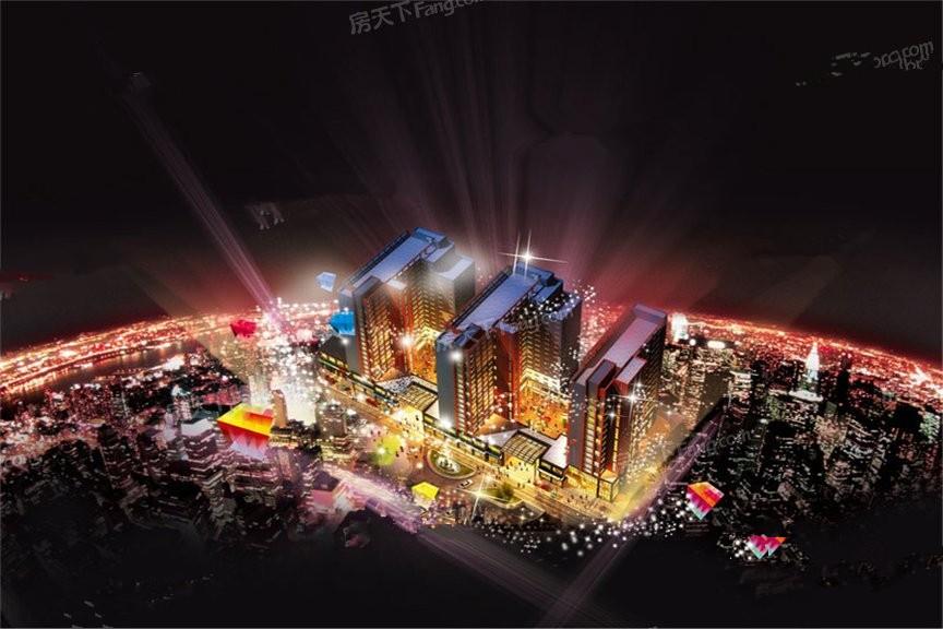 金艺百汇广场效果图