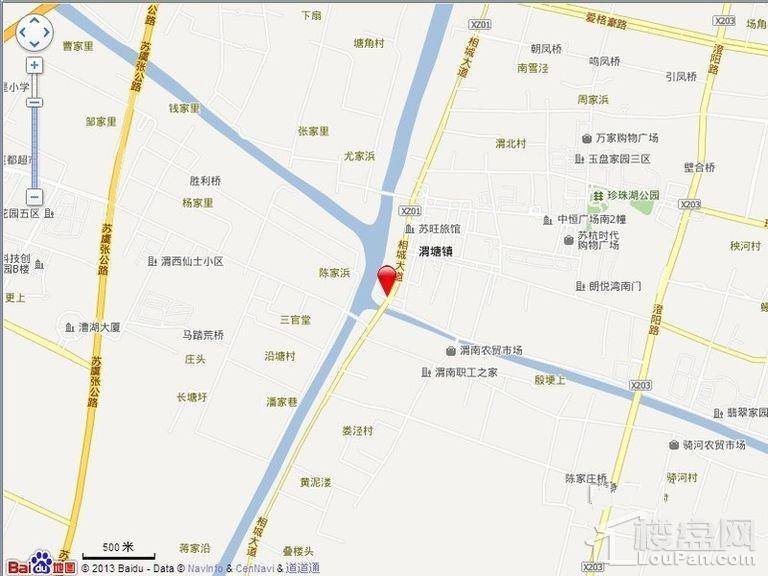 金艺百汇广场位置图
