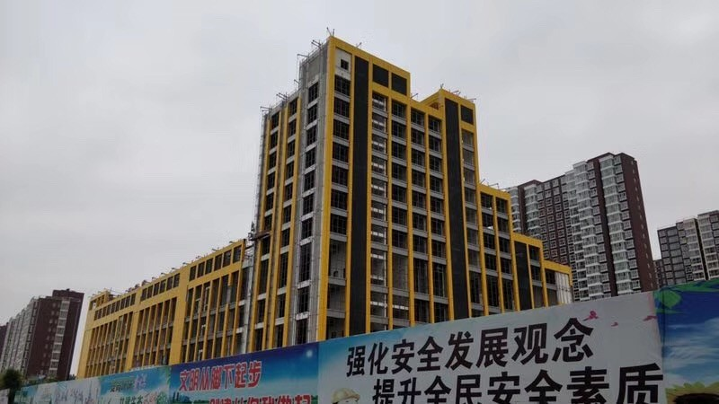 滨河新东城商铺效果图
