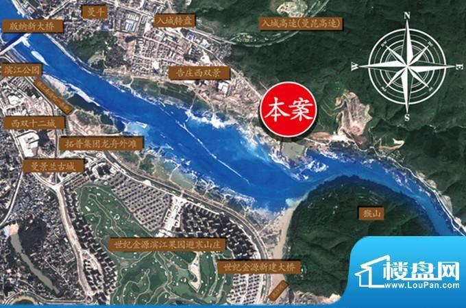 湄公河畔效果图