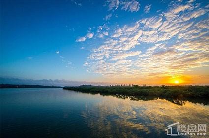 海南恒大御海天下实景图