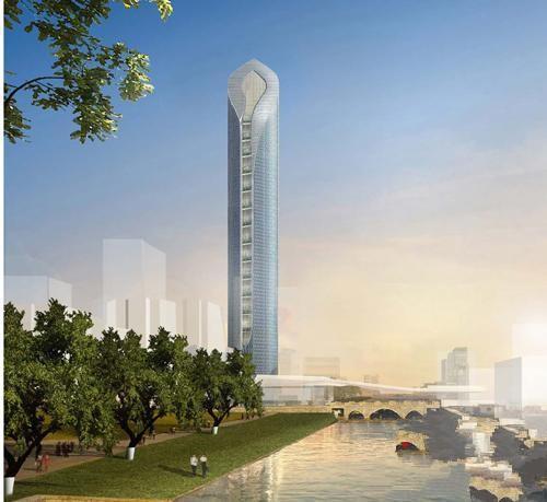 九龙仓苏州国际金融中心写字楼