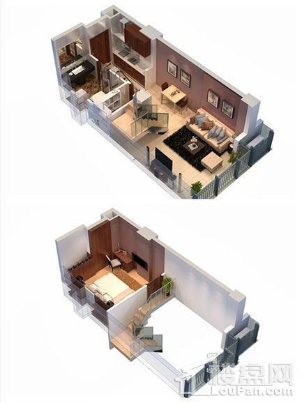 1#3#公寓标准层A户型